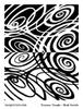 Texture Treads Mod Swirls   per stuk