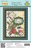 Fragant Garden Background Stamp