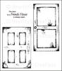 Vintage Door   per set