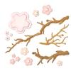 Cherry Blossoms   per setje