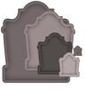 Nested Tombstones    setje van 5