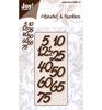 Alphabet & Numbers   per setje
