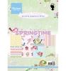 Spring Time   per pak