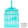 Die French Bird Cage