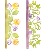 Card Edges, Botanical & Rose Garden