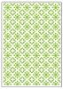Embossing Folder A4 nr. 2   per stuk