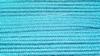 Turquoise koord   per meter