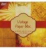 Vintage Paper bloc