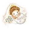Doo Bee Pops Bride Tilda   per stuk