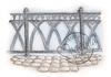 Royal Wedding Fence   per stuk