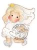 Runaway Bride Tilda   per stuk