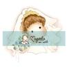 Doo Bee Pops Bride Tilda mini   per stuk