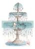 Royal Rippling Fountain mini   per stuk