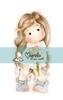 Summer Wedding Tilda mini   per stuk