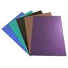 Darks Cards set van vijf kleuren met 8 pagina's per kleur