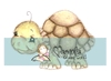 Harriet Turtle    Mini   per stuk