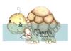 Harriet Turtle    Mini