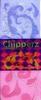 Chipperz boekje Paars/Roze   per stuk