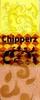 Chipperz boekje Geel/Bruin   per stuk