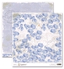 Blue Vintage Hydrangea
