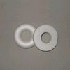 Styropor ring, half, dun