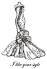 Fishtail Frock