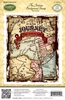 The Journey Background Stamp   per stuk