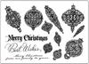Christmas Bauble   per vel