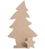 Kerstboom met ster