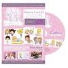S.W.A.L.K. Colouring Guide CD