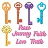 Jewel Keys   per set