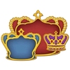 Nested Crowns   setje van 3