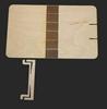 Boekje Berken zonder notitie boekje   per stuk