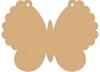 Vlinder   per stuk