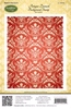 Antique Damask Background Stamp   per stuk