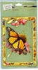3-D stickers: Autumn Butterfly