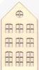 Grachten pandjes type 5   per set