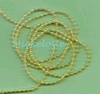 Citroengeel Pearl galon 3 mm
