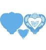 Anja's Filigraan Heart    per stuk