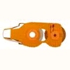 Navul-casette Permanente Lijmroller 9 meter   per set