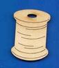 Garen klosje 30 mm breed   per stuk
