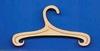 Kleding hanger 40 mm breed   per stuk