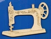 Naaimachine 50 mm breed   per stuk