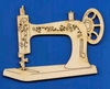 Naaimachine 100 mm breed   per stuk
