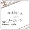 Summer Swirls   per set