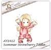 Summer Strawberry Tilda   per stuk