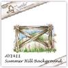 Summer Hill Background   per stuk
