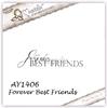 Forever Best Friends (tekst)    per stuk