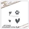 Animal love kit   per set