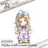 Tilda with Lace Pants   per stuk